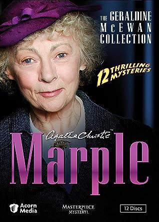 miss marple geraldine mcewan