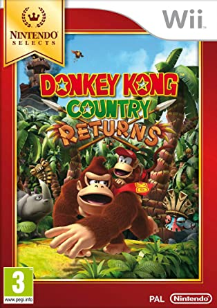 donkey kong country returns wii iso pal
