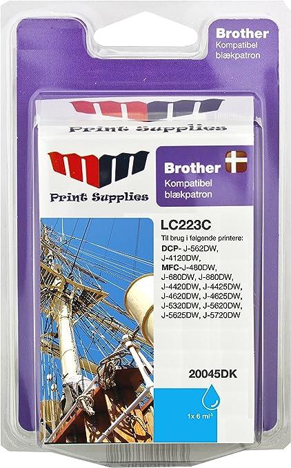 MM 20045DK cartucho de tinta Compatible Negro 1 pieza(s ...