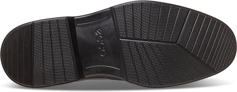 ECCO Shoes Mens Lisbon Brogue Tie Oxfords