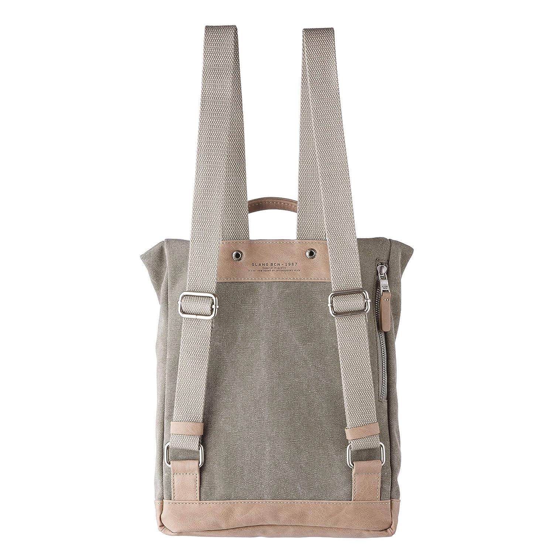 Slang Mochila-bolso SI2 SIROCO RETURN - Kaki: Amazon.es: Zapatos y complementos