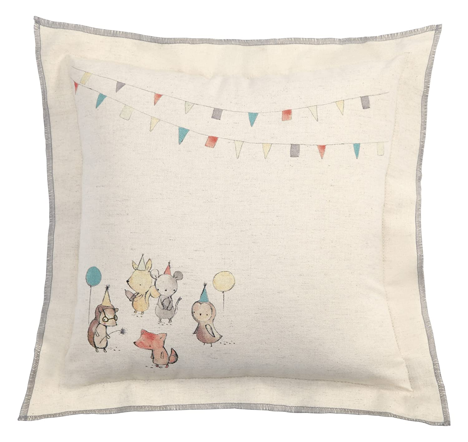Mamas & Papas Nestling Nursery Bedding Cushion, Nursery Bedding, Nursery Décor, Children's Bedroom, Novelty Cushion Children's Bedroom 753256800