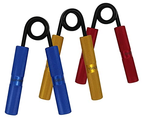 gymadds mancuerna para dedos (| 90004030 en diferentes Clases de peso 45 kg – 91