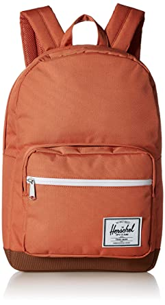 5a438011bb0 Herschel Pop Quiz Backpack Apricot Brandy Saddle Brown One Size