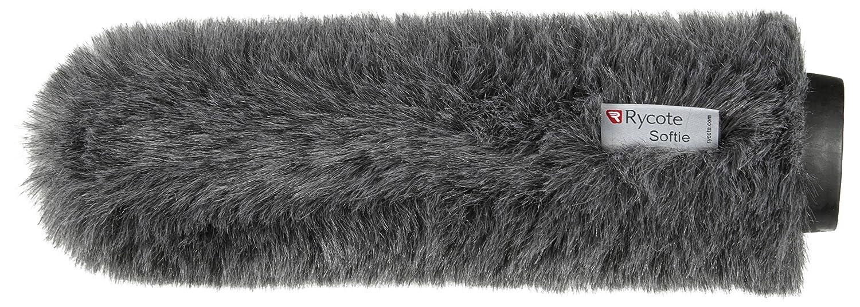 Rycote 033083 29 cm 24-25 mm, grande, con microfono Rycote Microphone Windshields