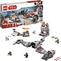 LEGO Star Wars: The Last Jedi Defense of Crait Building Kit (746 Piece)
