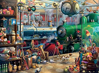 product image for Ceaco Seek & Find Train Station Puzzle - 1000Piece