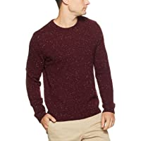French Connection Men's Sam Speckle Crew Neck Knit