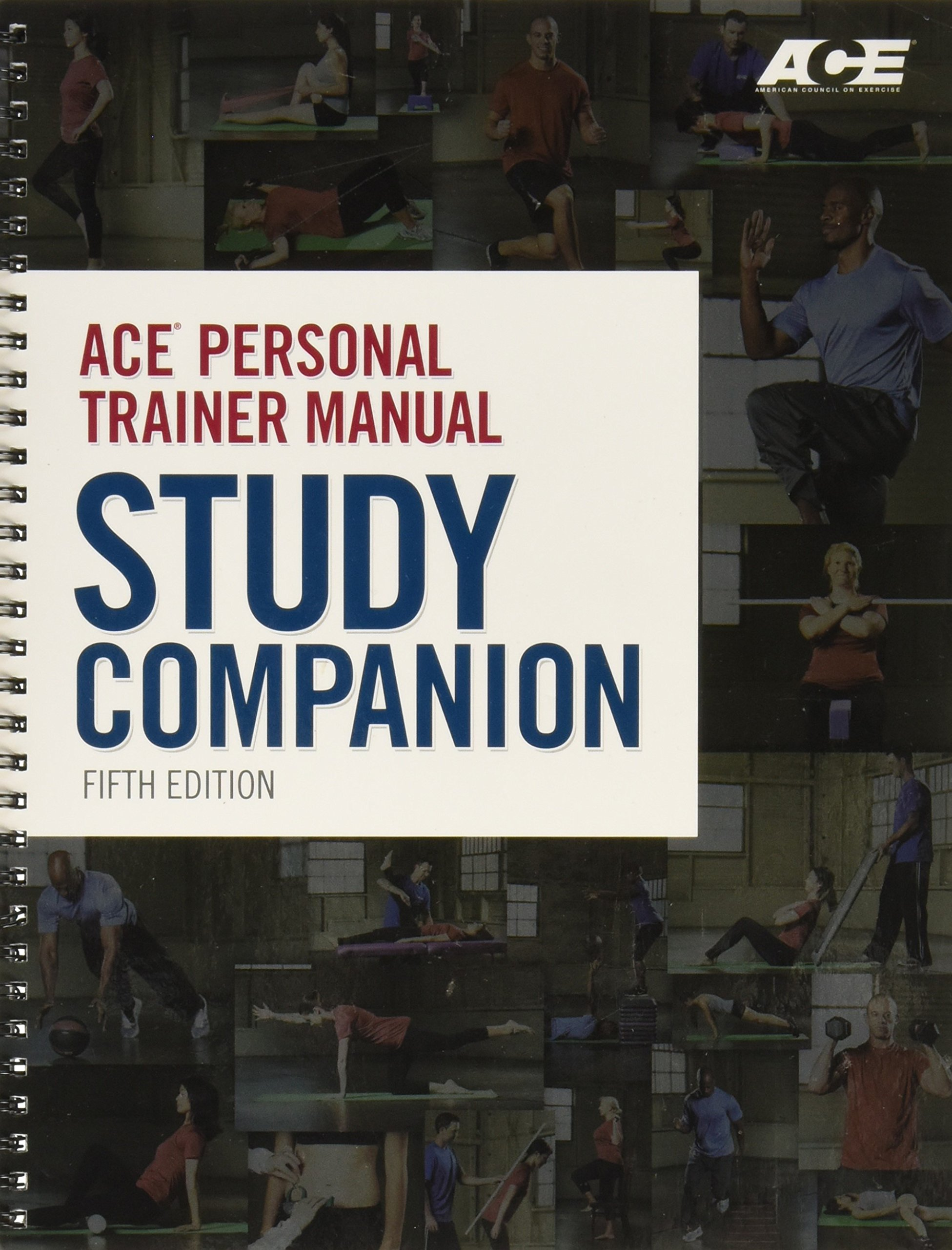 ace personal trainer manual study companion fifth edition american rh amazon com ace personal trainer manual audiobook Ace Personal Trainer Body