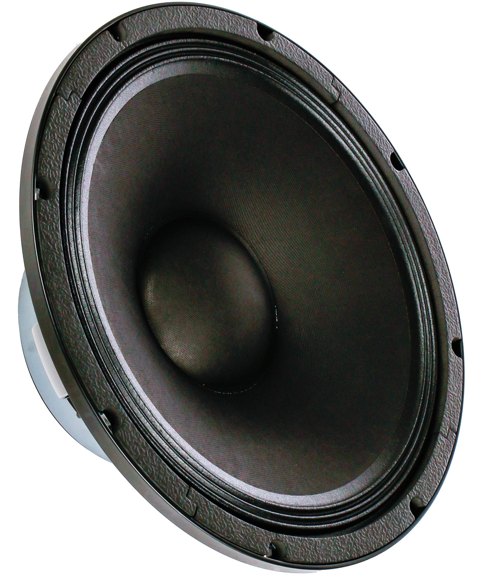 Alphasonik 15'' Flagship Series 1400 Watts Raw Sub Woofer Speaker Cast Aluminum Basket Driver for Pro Audio PA DJ Cabinets Subwoofer with High Handling Power Extremely Clear and Loud - FW1532