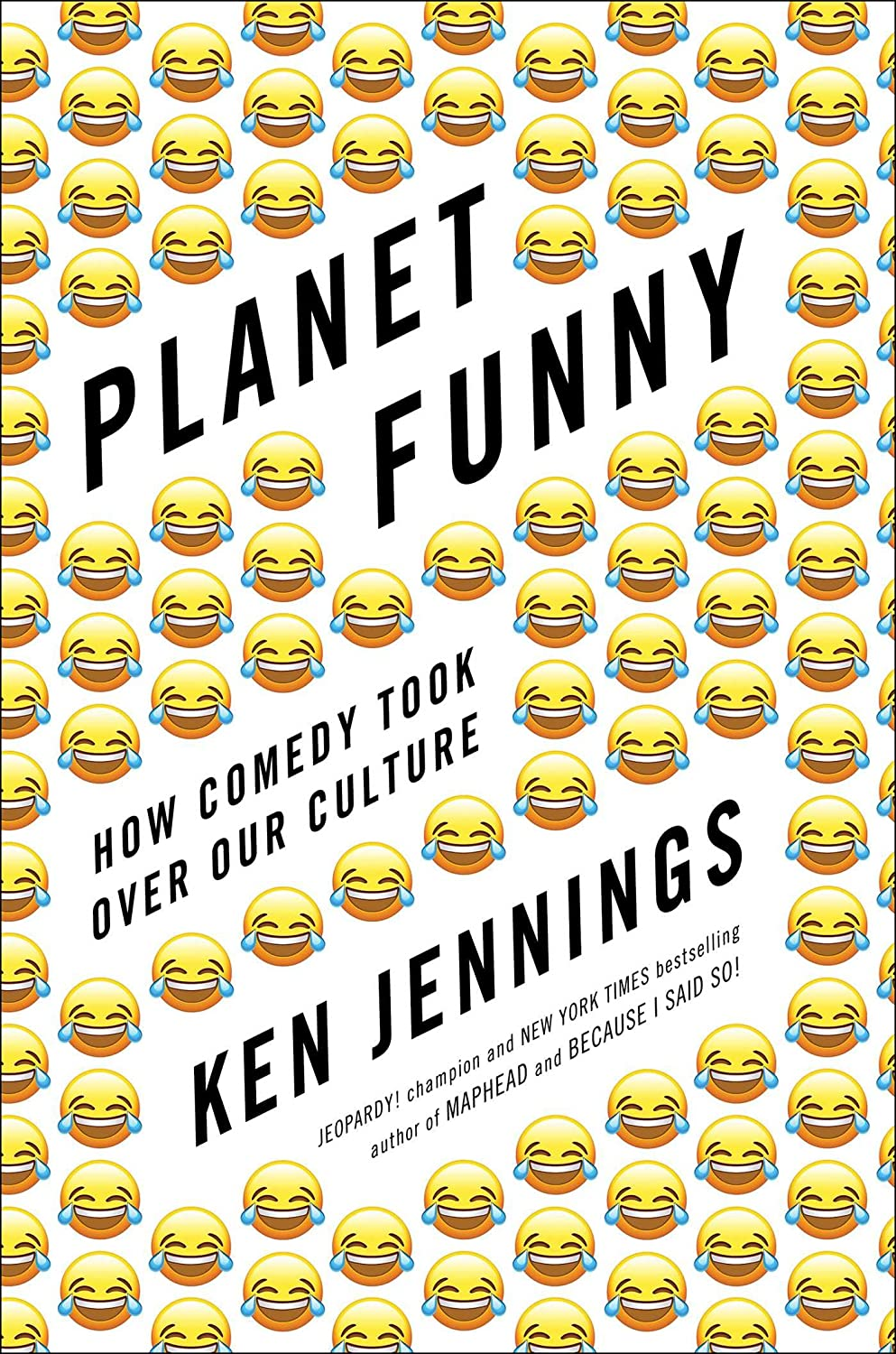 Planet Funny: How Comedy Took Over Our Culture (English