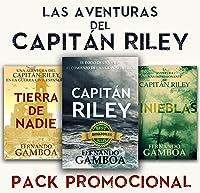 PACK PROMO Las Aventuras Del Capitán Riley: