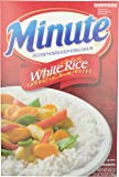 Minute Rice White, 42 oz