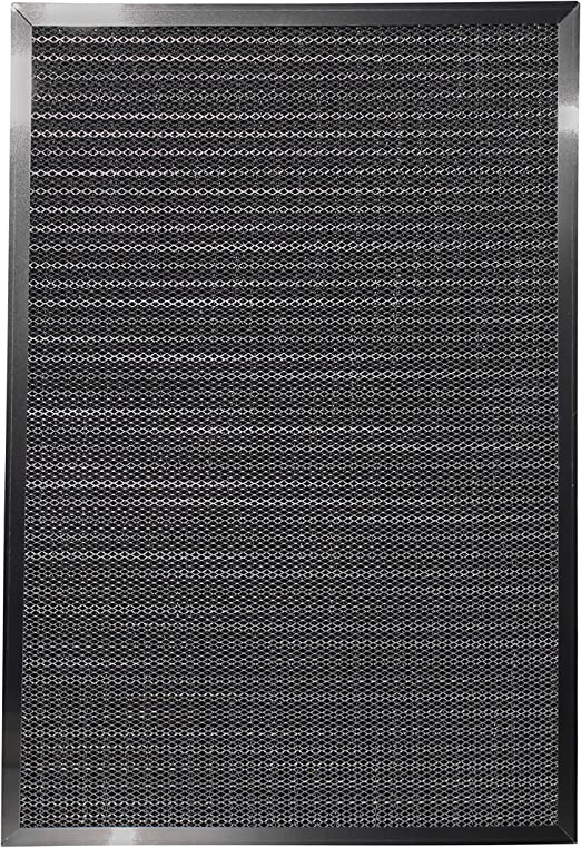 Amazon Com 20x30x1 Aluminum Electrostatic Air Filter Replacement Washable Air Purifier A C Filter For Central Hvac By Lifesupplyusa Appliances
