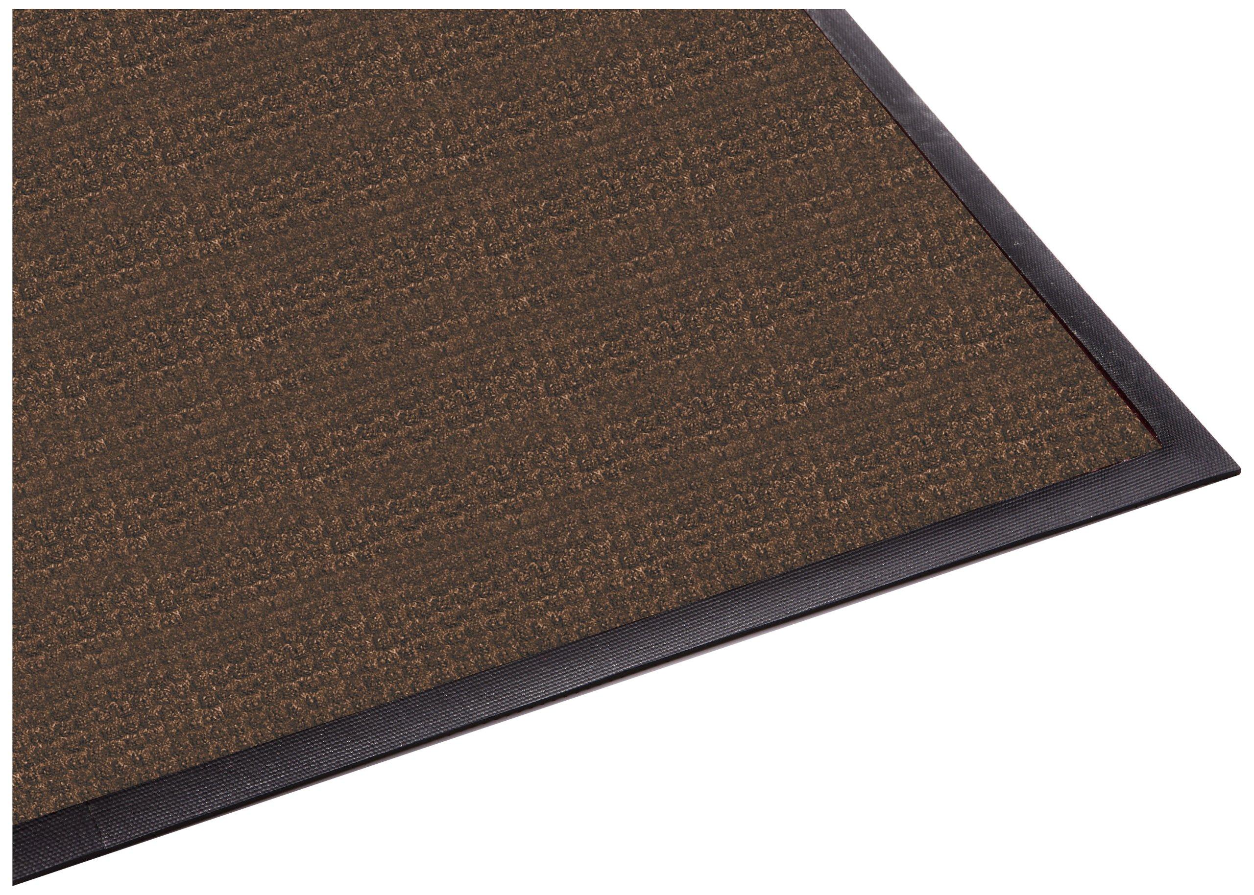 Guardian WaterGuard Indoor/Outdoor Wiper Scraper Floor Mat, Rubber/Nylon, 4'x20', Brown
