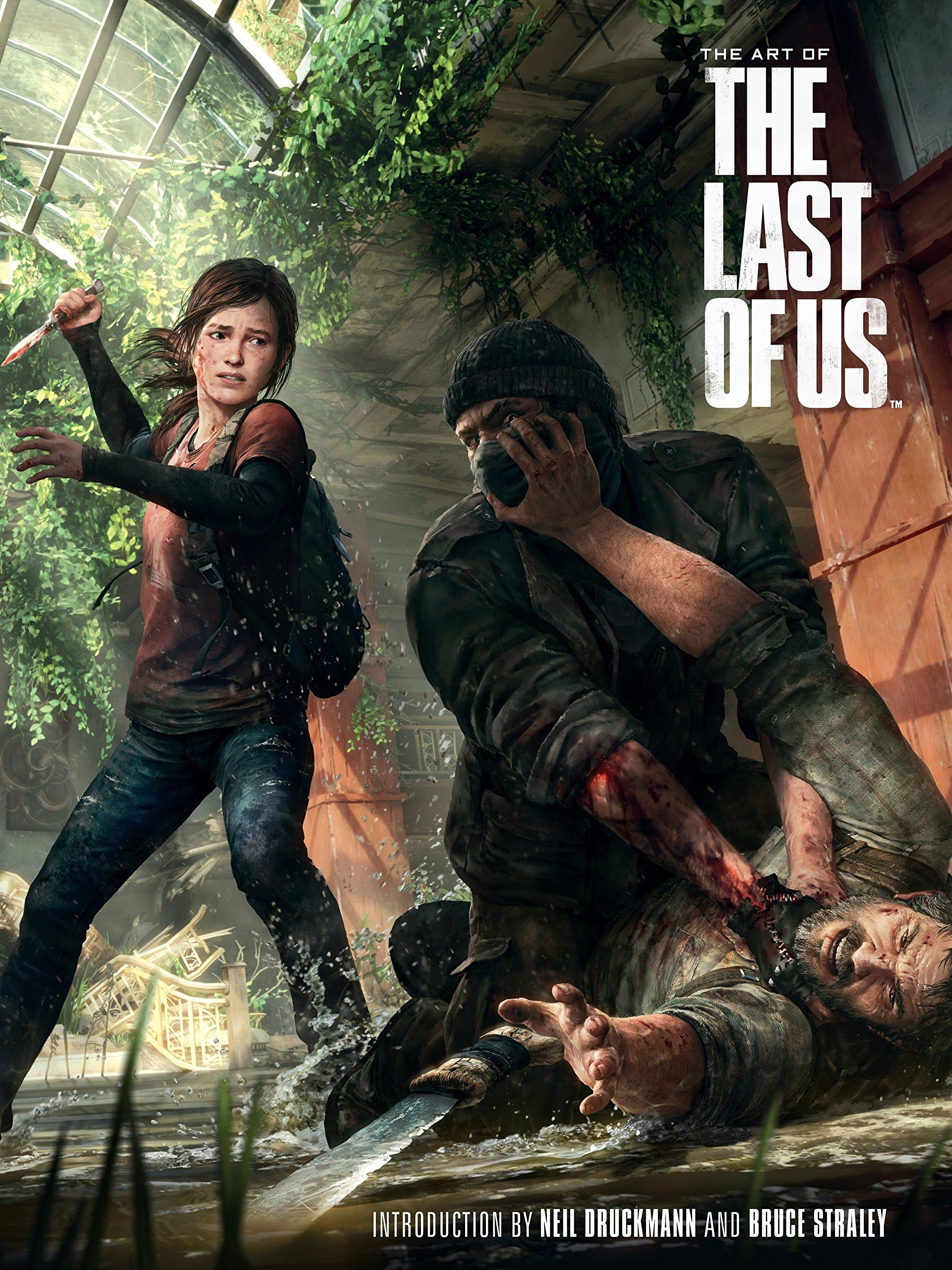 The Art of The Last of Us by Dark Horse Deluxe
