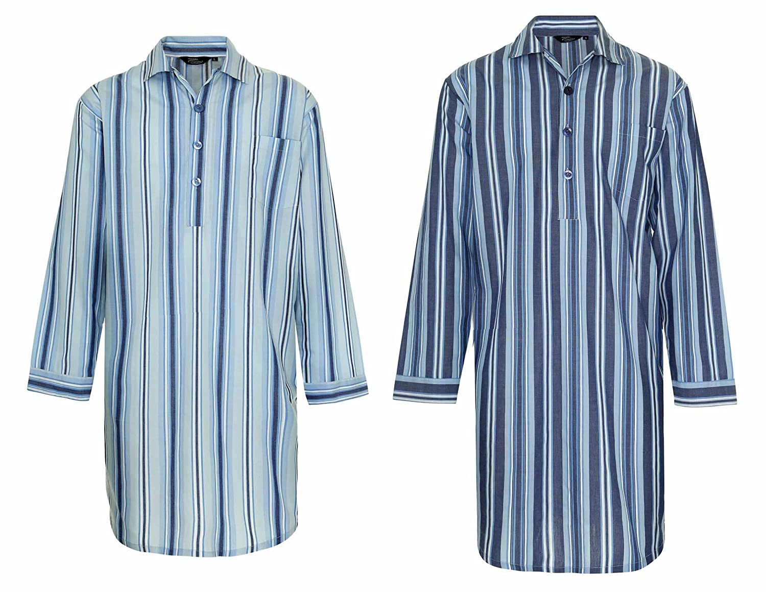 Champion Mens Westminster Nightshirt Lounge Wear (Pack of 2) ZZ-MPYJ-3175-2pk