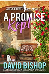 A Promise Kept: A Rick Carnes Cozy Mystery Kindle Edition