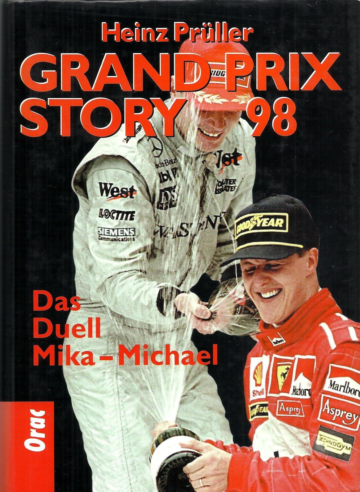 Grand Prix Story 98. Das Duell Mika - Michael