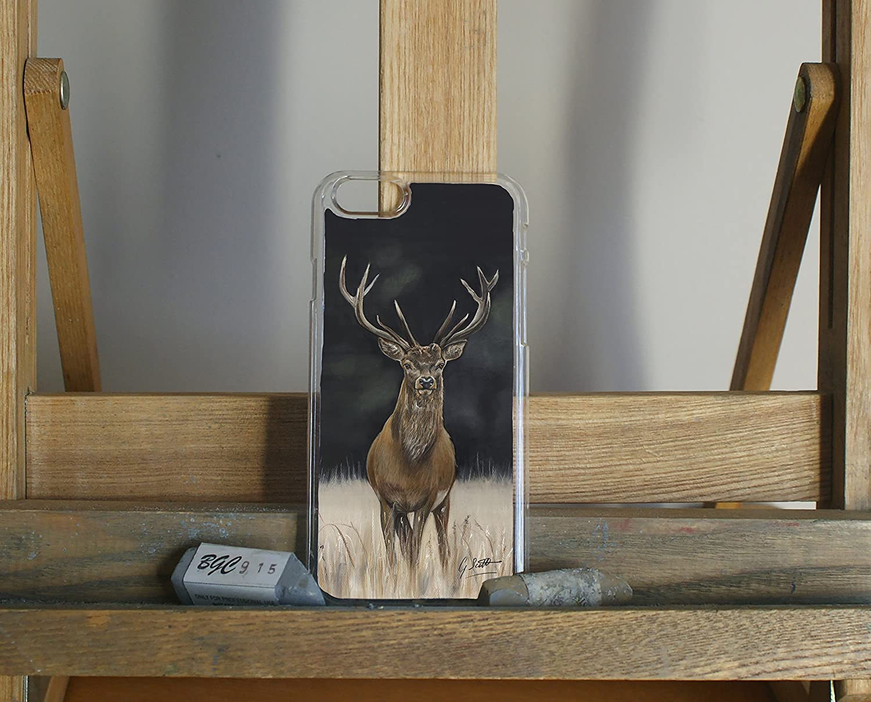 Stag Phone Case by Irish Artist Grace Scott