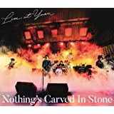 Nothing's Carved In Stone Live at 野音 [Blu-ray]