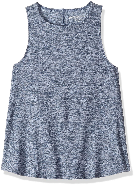 Beyond Yoga Damen Featherweight Spacedye Lightweight and Open up Tank Top