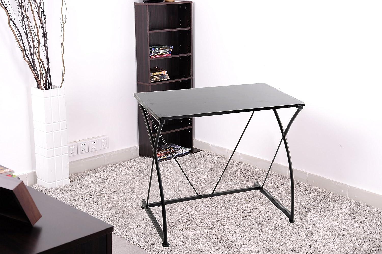 Hogar Moderno extremo lateral mesa de ordenador escritorio con ...