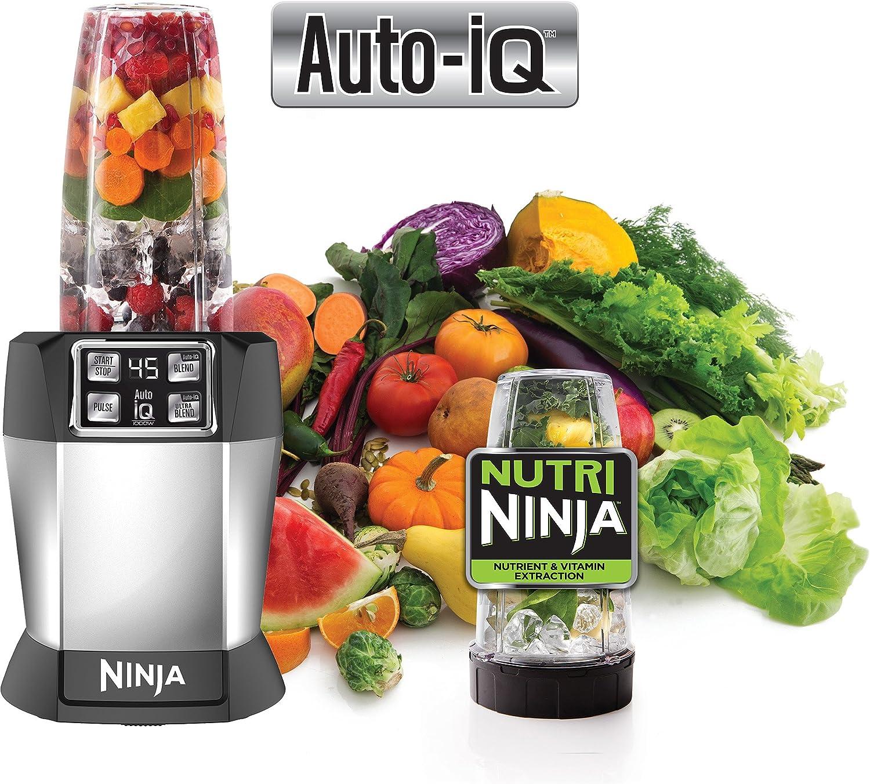 Nutri Ninja (Auto-iQ Blender, BL480)