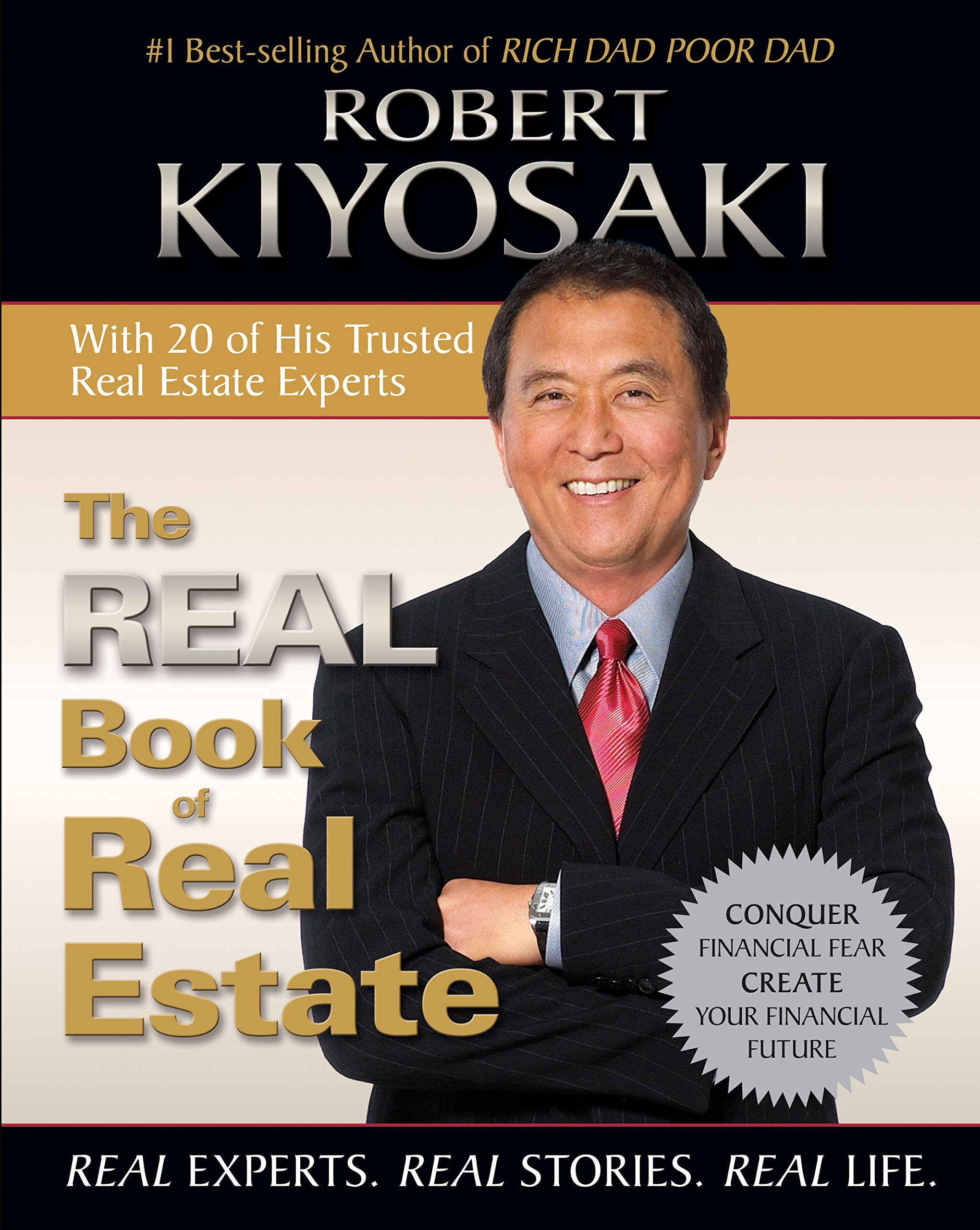 The Real Book of Real Estate: Real Experts. Real Stories. Real Life.:  Robert T. Kiyosaki: 8601400955390: Amazon.com: Books