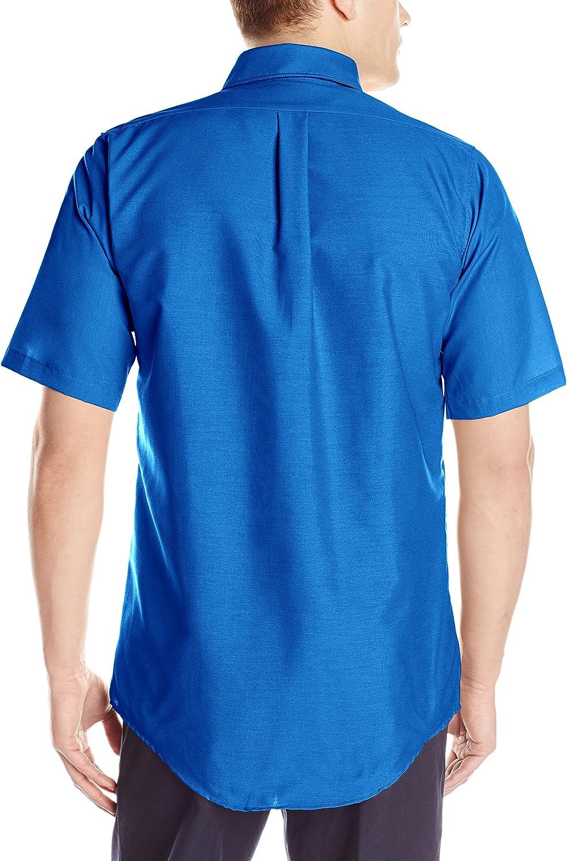 Red Kap Mens RK Poplin Dress Shirt