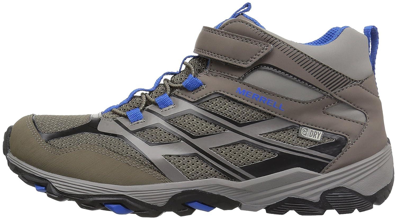 Merrell Boy's Ml-B Moab Mid Ac Waterproof Ankle Boots MC57107