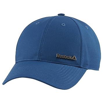 Reebok Se M Badge Cap Gorra, Hombre, Azul (NOBBLU), Talla Única: Amazon.es: Deportes y aire libre