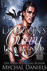 Dragon's Curvy Invader: A Women's Adventure, BWWM, Alien Warrior, Dragon Shifter Romance (Dragon's Curvy Romance Series Book 2) Kindle Edition