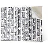 Elmer's Foam Board, Self-Adhesive, White, Elmer's Self-Adhesive Foam Boards, White, 20-by-30-Inch