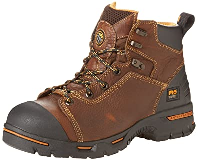 36db2afbde420a Timberland PRO Men s Endurance PRO Waterproof 6 quot  Work Boot
