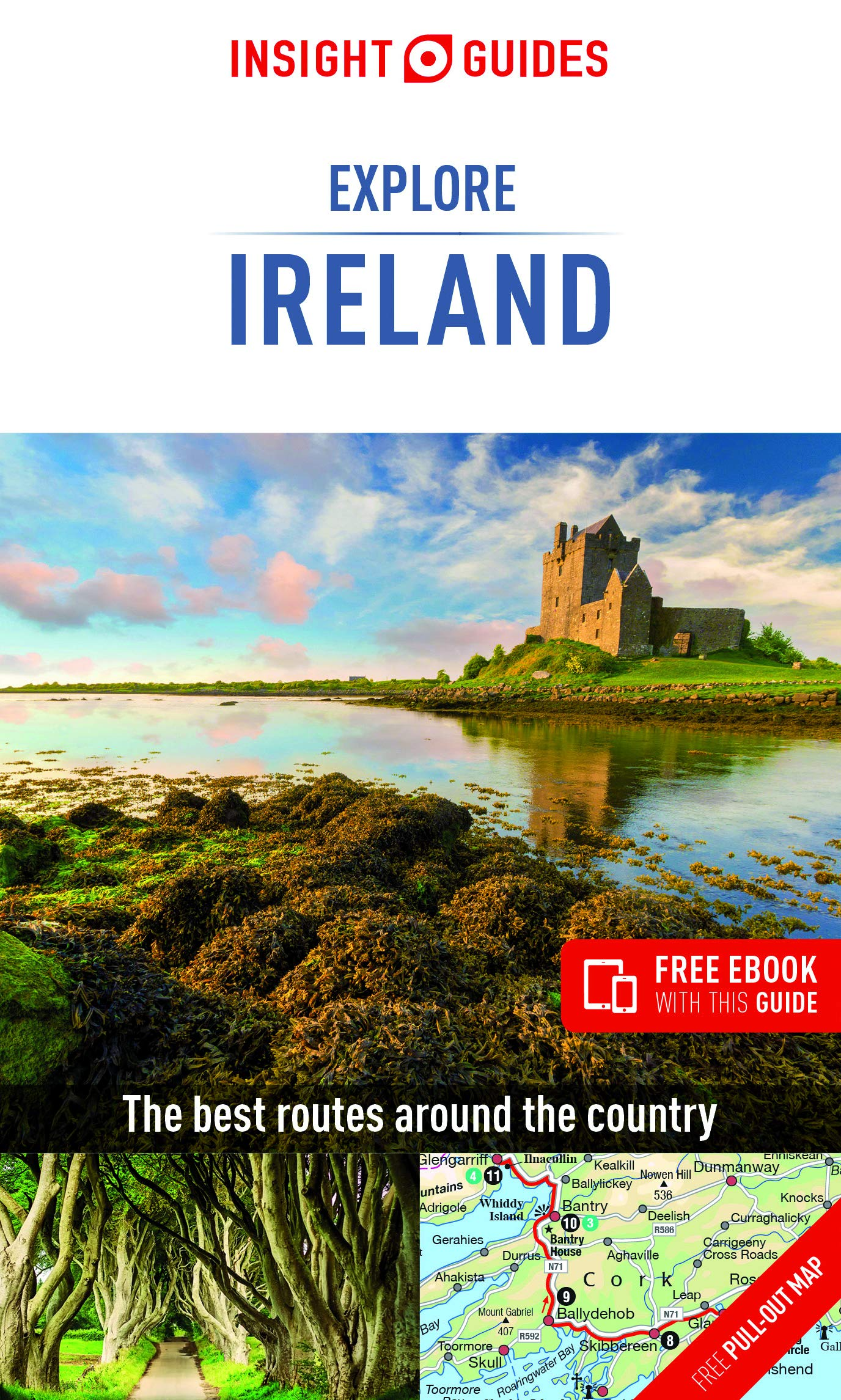 Insight Guides Explore Ireland (Travel Guide with Free eBook ... on