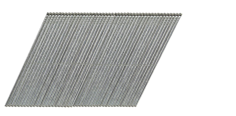 DeWalt DNBA1638GZ Caja de 2500 Clavos de 38 mm, Plata, Set de 2 Piezas