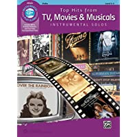Top Hits from TV, Movies & Musicals Instrumental Solos - Violin (incl. CD) (Top Hits Instrumental Solos)