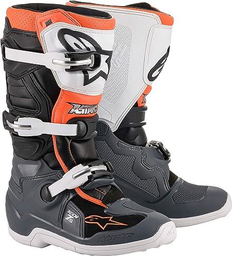 Alpinestars Tech 3S Youth MX Boots: Alpinestars: