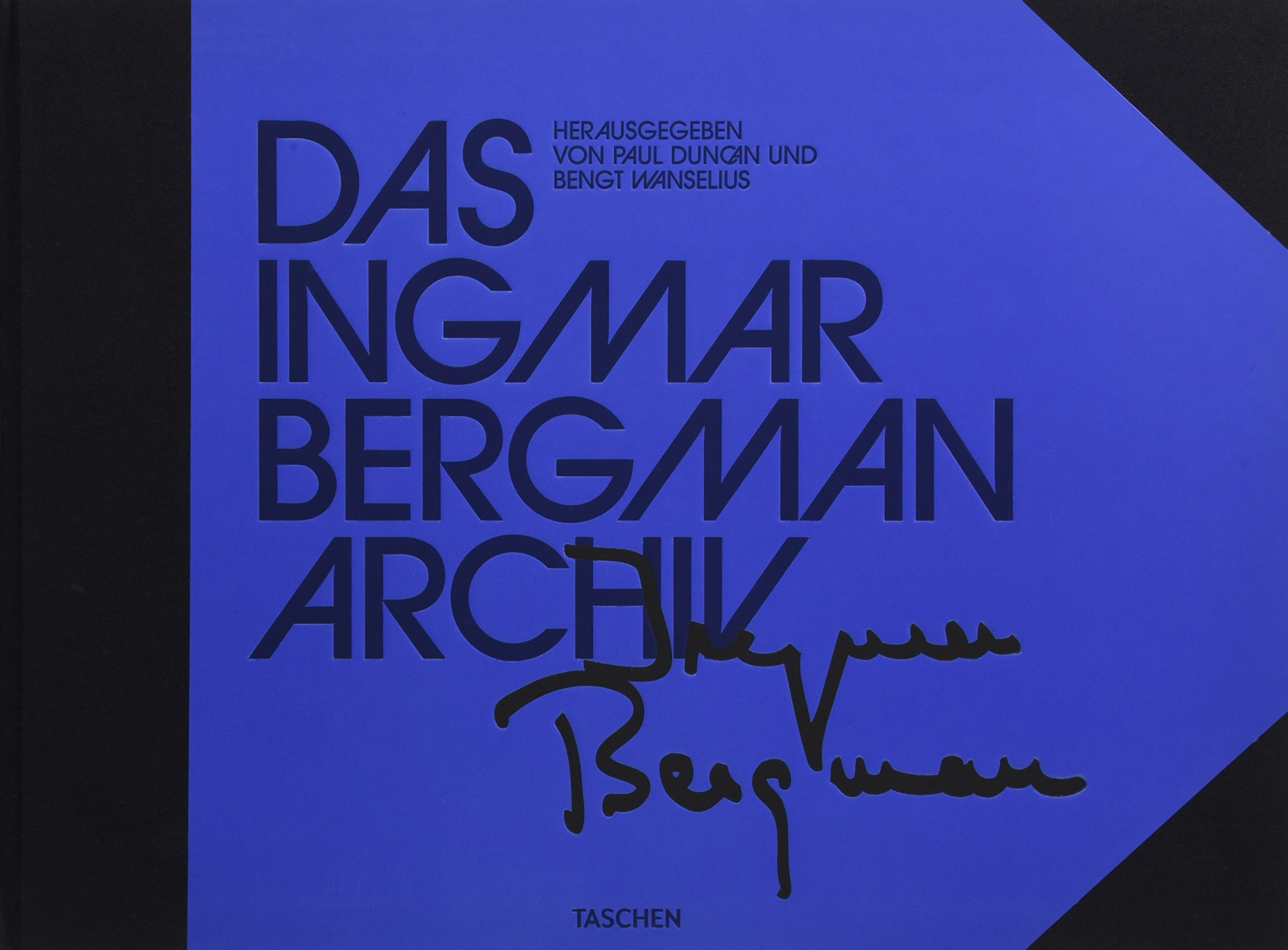 Das Ingmar Bergman Archiv Gebundenes Buch – 27. April 2018 Paul Duncan Bengt Wanselius TASCHEN 3836568675