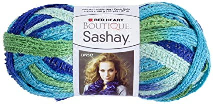 Amazoncom Red Heart E7821959red Heart Boutique Sashay Yarn Twist