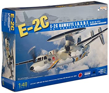 Kinetic 1:48 - Grumman E-2C Hawkeye JASDF 50th Anniversary