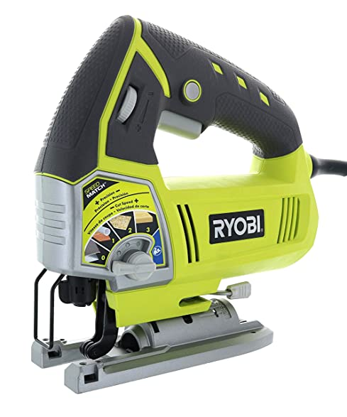Ryobi js481lg 48 amp corded variable speed t shank orbital jig ryobi js481lg 48 amp corded variable speed t shank orbital jig saw w onboard greentooth Choice Image