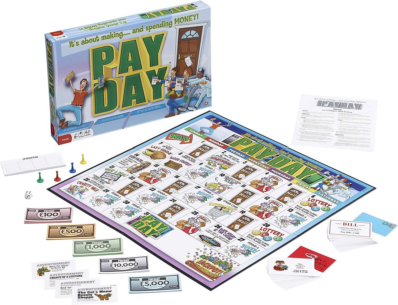 Winning Moves - Juego de Mesa, de 2 a 4 Jugadores (22743) (Importado): Amazon.es: Juguetes y juegos