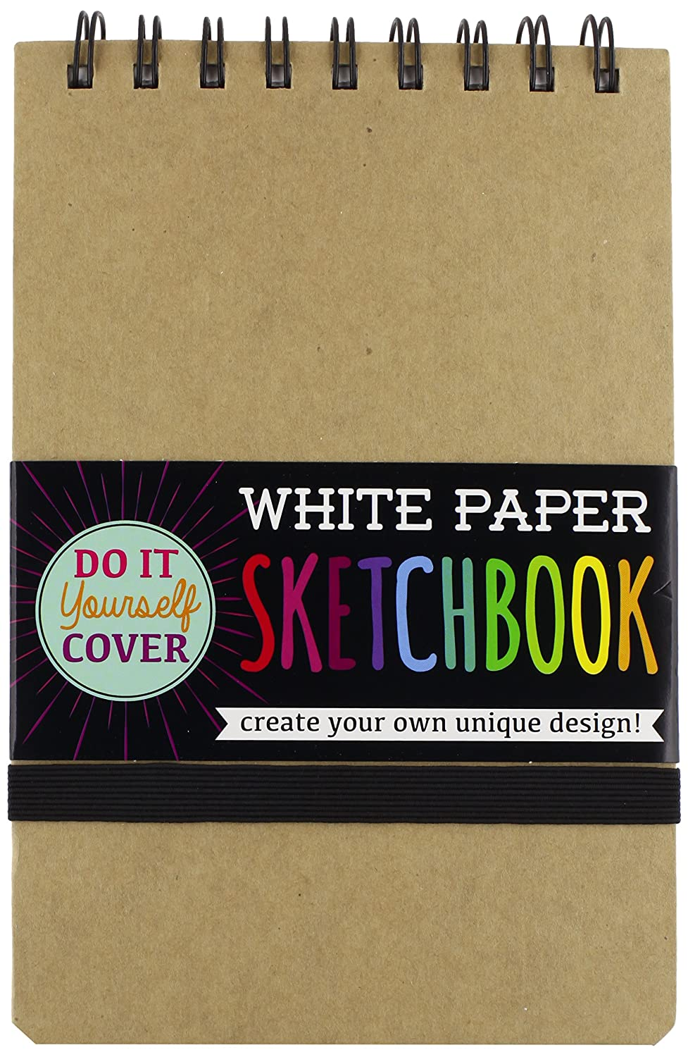 Bb-DIY Sketchbk - Small - Whit International Arrivals Ooly 118-101 NON-CLASSIFIABLE