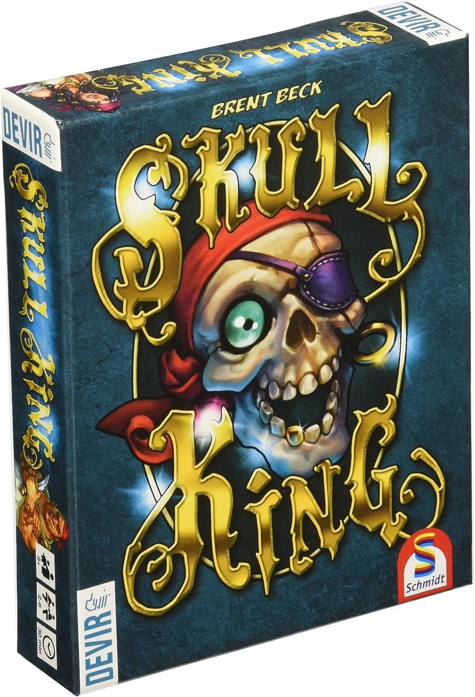 Devir Iberia 223521 Skull King: Amazon.es: Juguetes y juegos