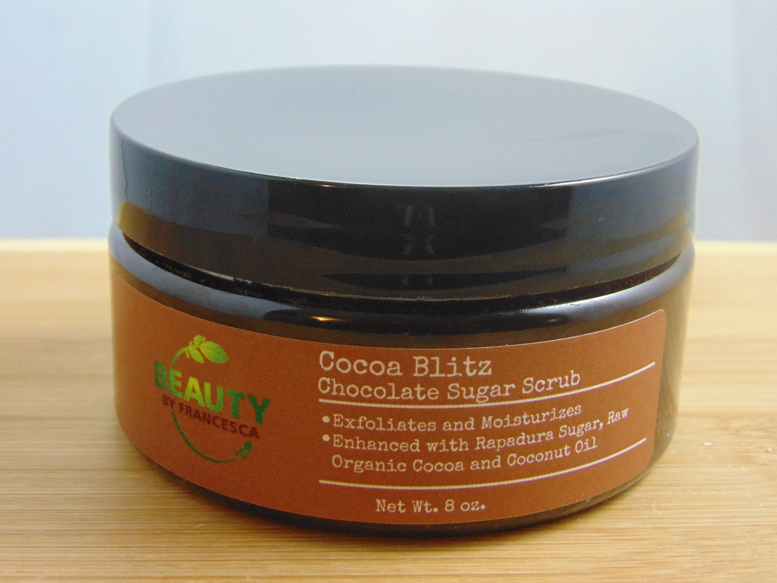 Chocolate Body Scrub - Cocoa Blitz