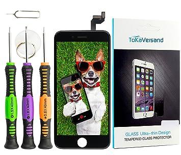 ToKa-Versand de envío ® iPhone 6S pantalla LCD Negro [Juego de ...