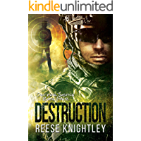Destruction (Out for Justice Book 4) book cover