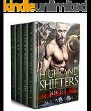 Highland Shifters Box Set